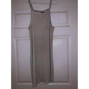 Ribbed Topshop Dress